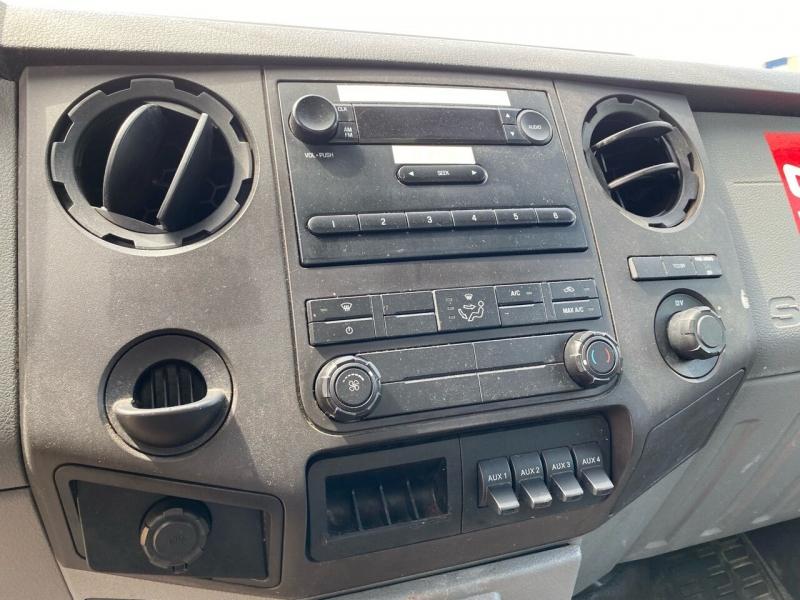 Ford F-550 Super Duty 2011 price $17,850