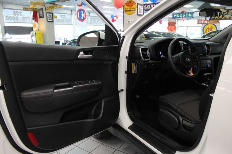 Kia Sportage 2019 price $21,950