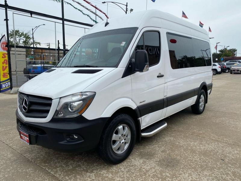 Mercedes-Benz Sprinter Passenger 2014 price $29,950
