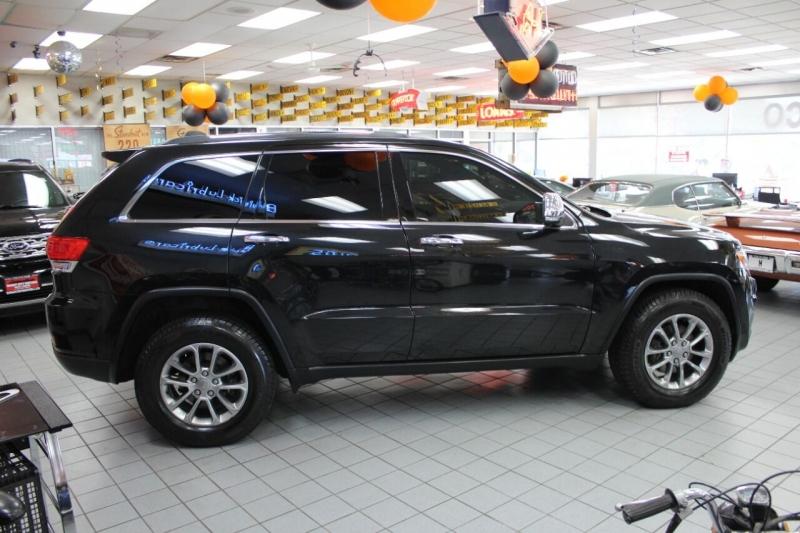 Jeep Grand Cherokee 2015 price $20,850