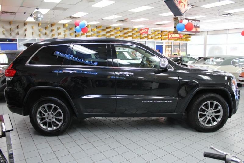 Jeep Grand Cherokee 2014 price $25,950