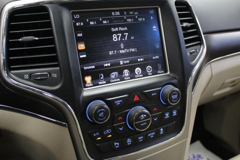 Jeep Grand Cherokee 2016 price $30,850