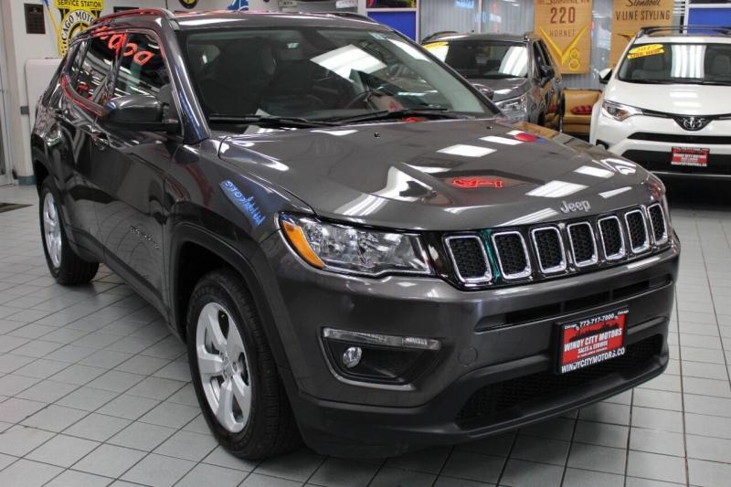 Jeep Compass 2021 price $27,950