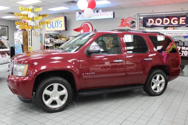 Chevrolet Tahoe 2007 price $14,850