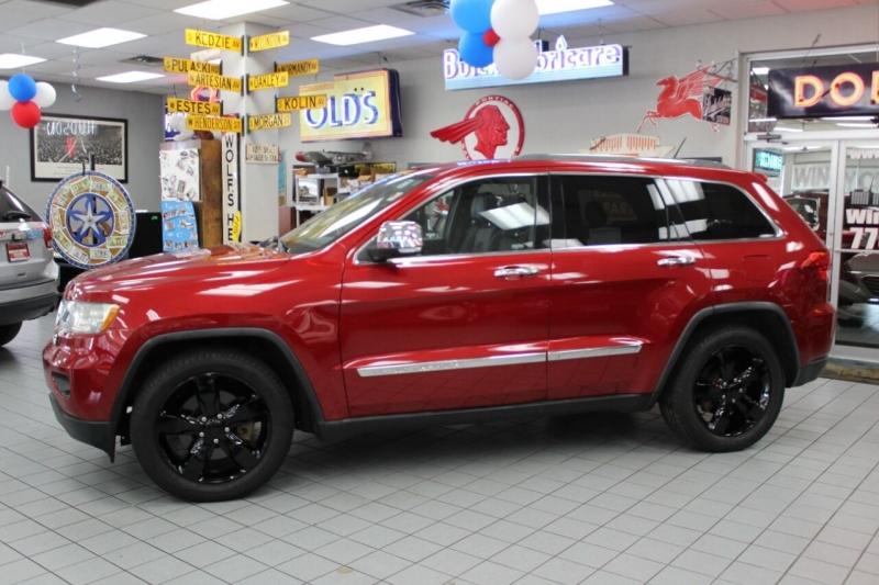Jeep Grand Cherokee 2011 price $18,850