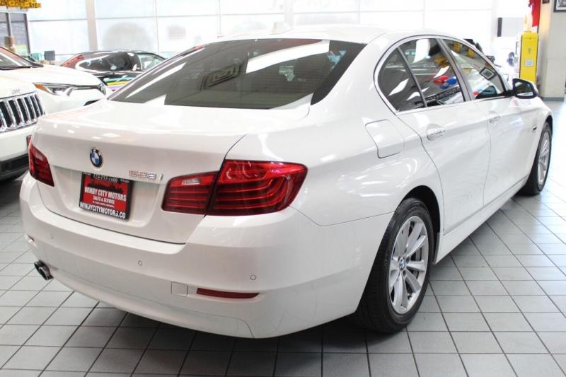 BMW 5 Series 2014 price $17,950
