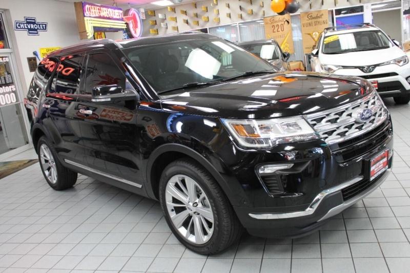 Ford Explorer 2018 price $37,950