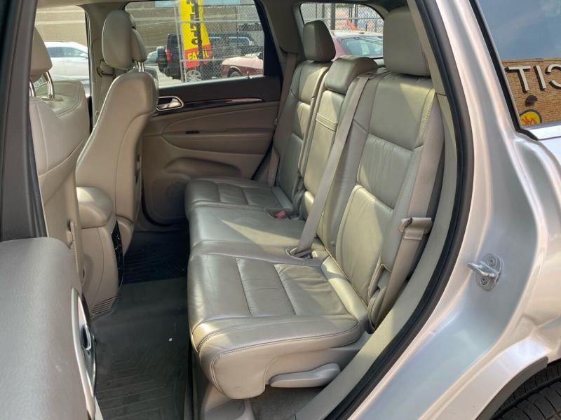 Jeep Grand Cherokee 2012 price $16,950