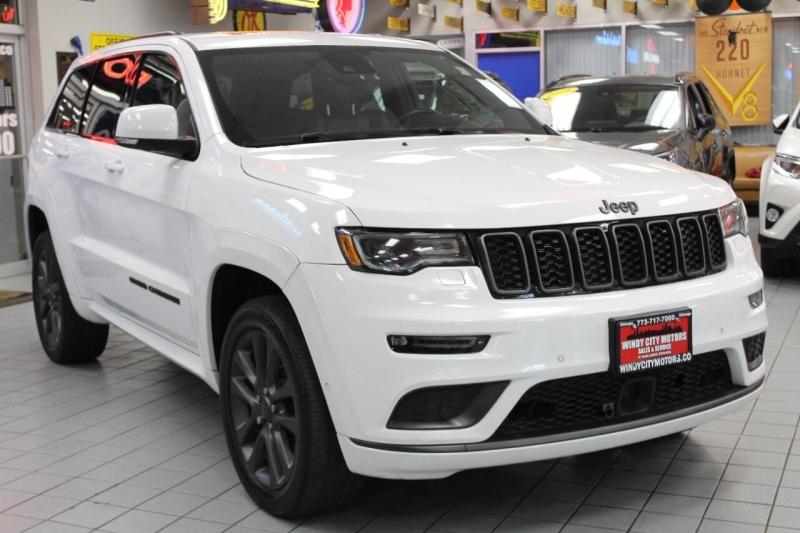 Jeep Grand Cherokee 2018 price $36,850