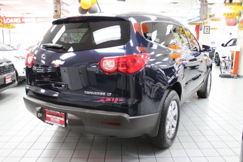 Chevrolet Traverse 2010 price $10,850