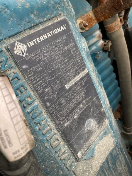 International WorkStar 7400 2005 price $49,950