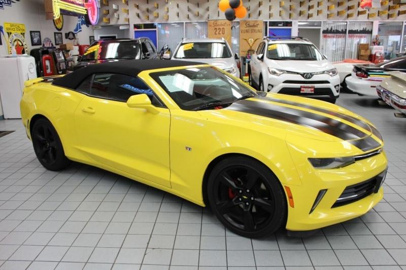 Chevrolet Camaro 2017 price $29,950