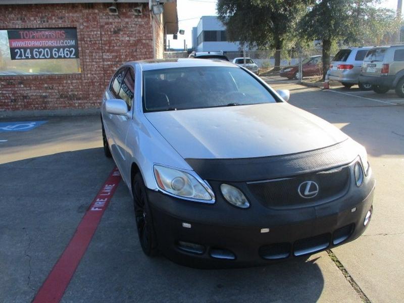 Lexus GS 350 2007 price $6,295 Cash