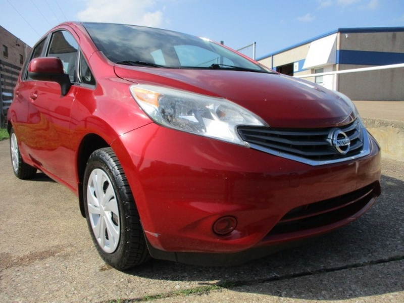 Nissan Versa Note 2014 price $4,495 Cash
