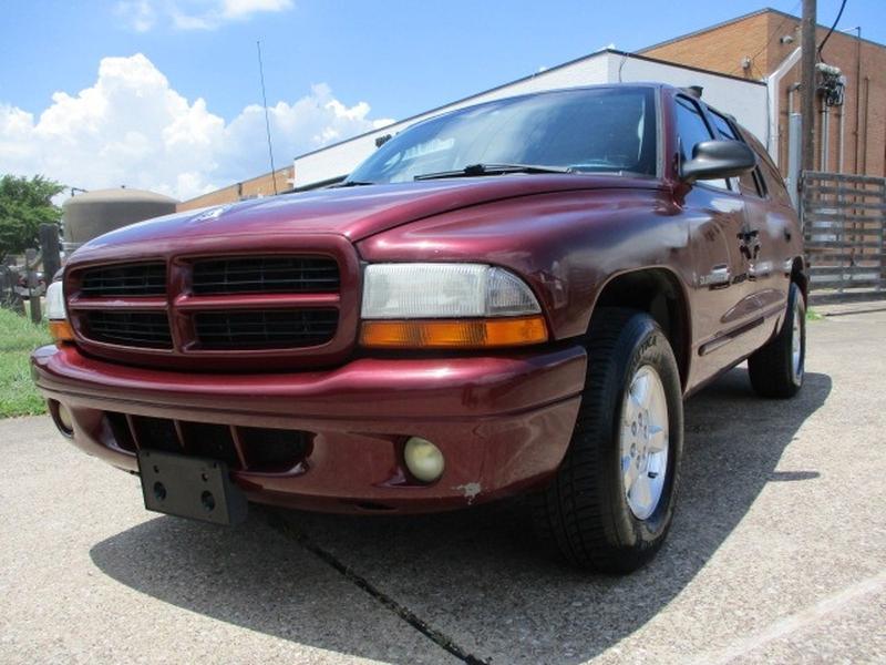 Dodge Durango 2001 price $3,495 Cash