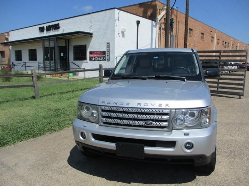 Land Rover Range Rover Sport 2006 price $8,995 Cash