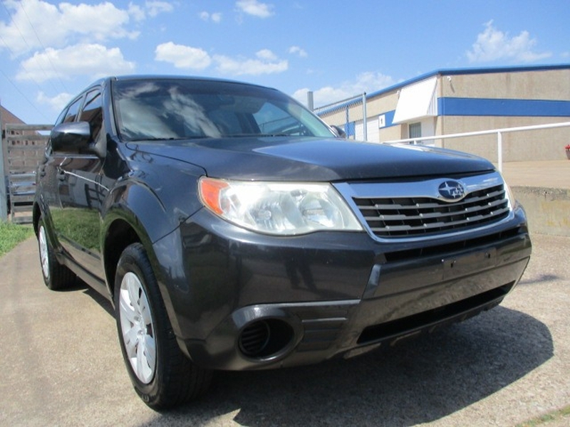Subaru Forester 2009 price $4,995 Cash