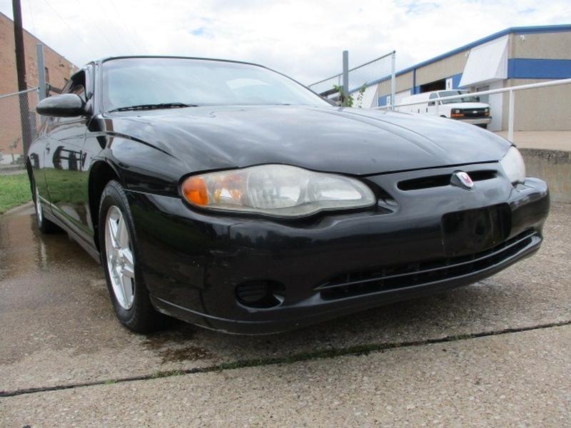 Chevrolet Monte Carlo 2005 price $3,495 Cash