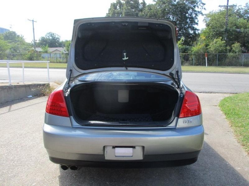Infiniti G35 Sedan 2004 price $4,995 Cash