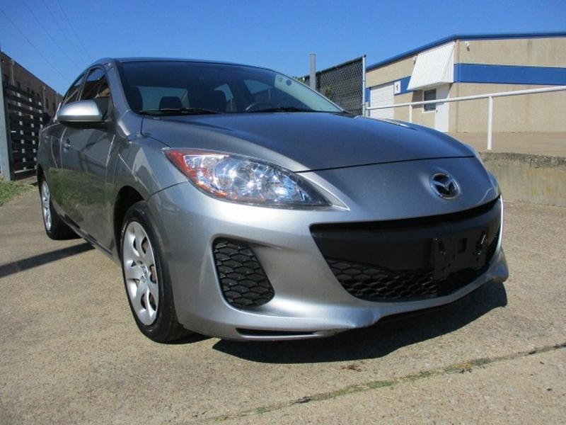 Mazda Mazda3 2012 price $7,495 Cash