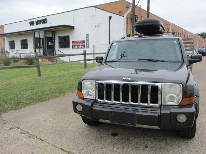Jeep Commander 2006 price $6,995 Cash