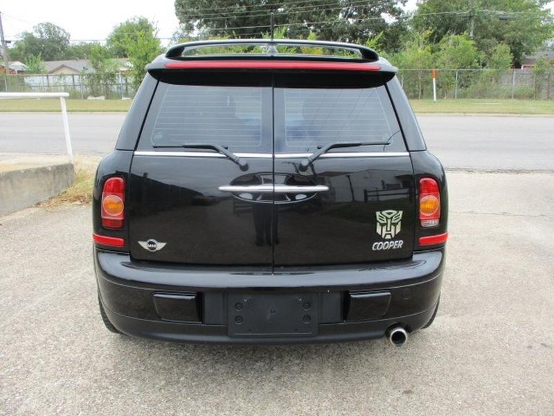 Mini Cooper Clubman 2009 price $5,495 Cash