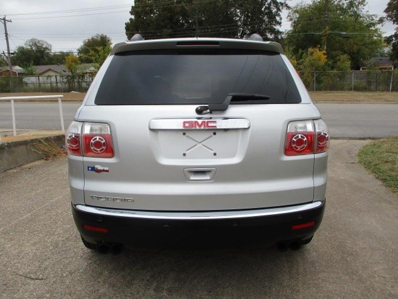 GMC Acadia 2011 price $6,495 Cash
