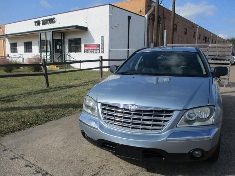 Chrysler Pacifica 2006 price $3,995 Cash