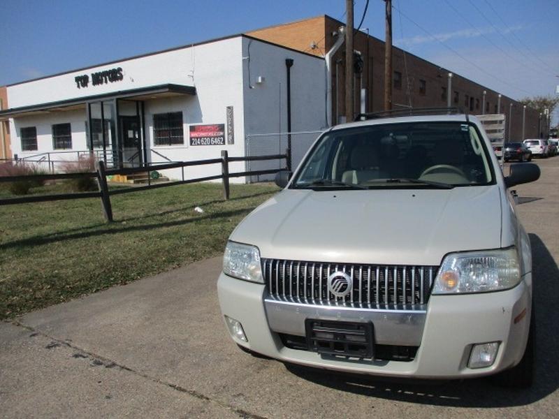 Mercury Mariner 2007 price $5,295 Cash