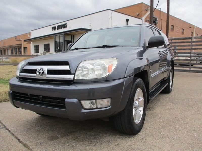 Toyota 4Runner 2005 price $5,995 Cash