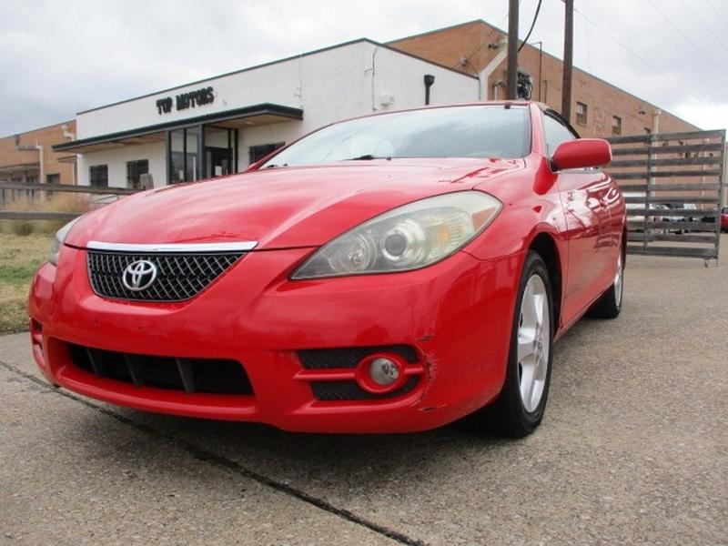 Toyota Camry Solara 2007 price $5,495 Cash
