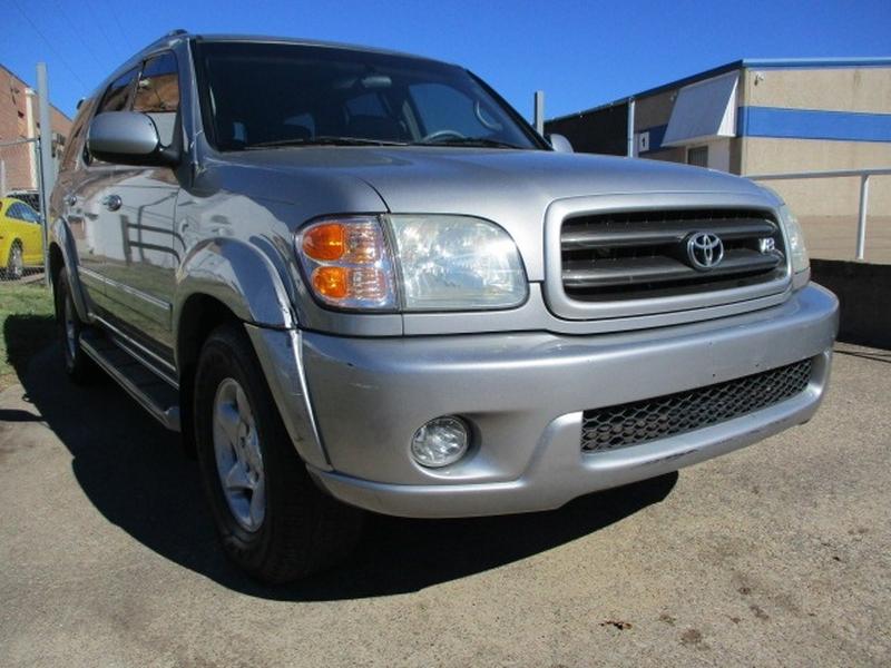 Toyota Sequoia 2002 price $4,495 Cash