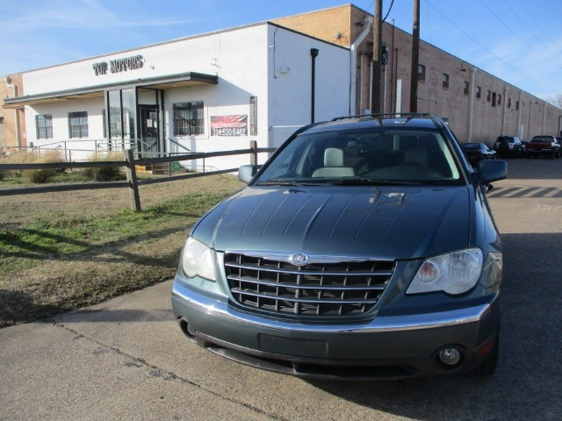Chrysler Pacifica 2007 price $3,495 Cash