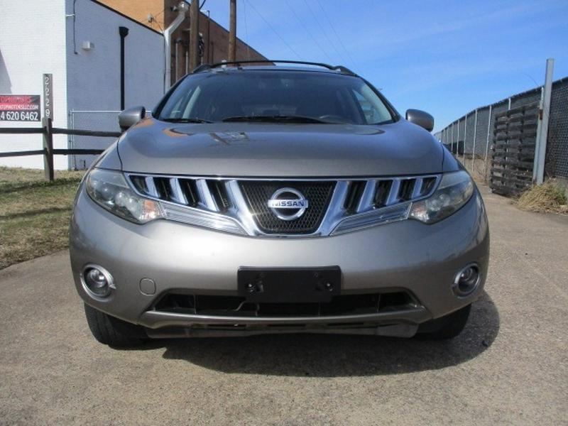 Nissan Murano 2009 price $5,495 Cash