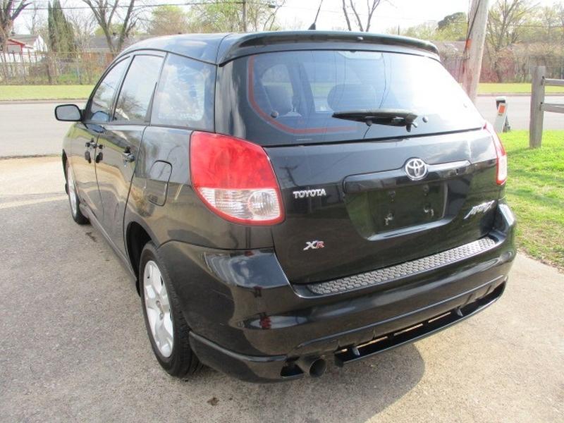 Toyota Matrix 2004 price $4,995 Cash