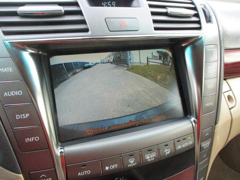 Lexus LS 460 2007 price $9,995 Cash