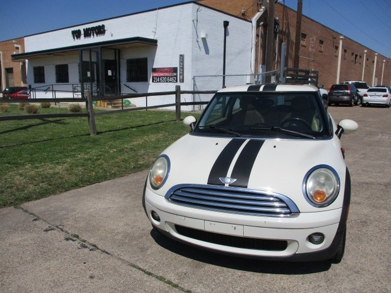 Mini Cooper Hardtop 2007 price $5,495 Cash