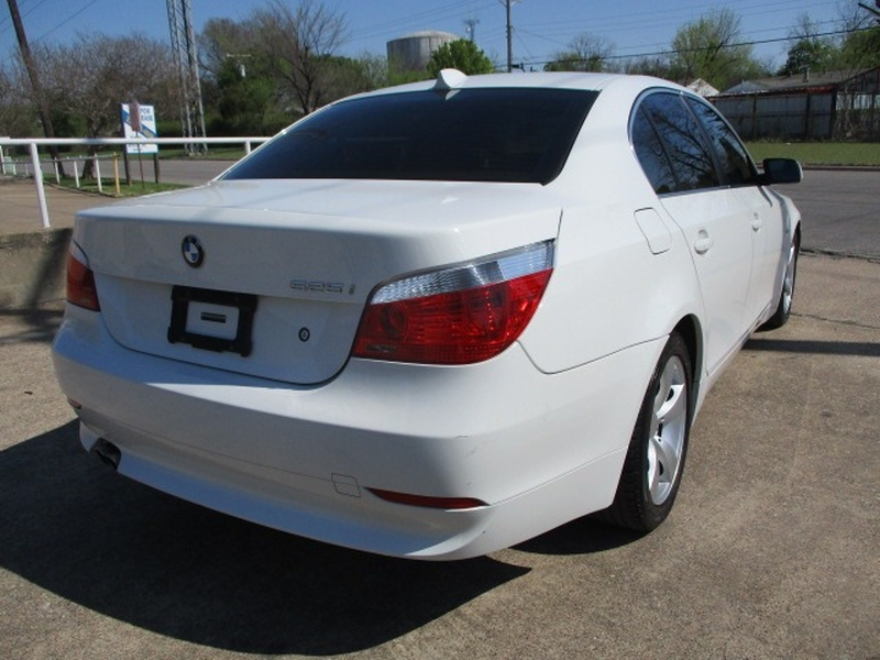 BMW 5-Series 2007 price $6,495 Cash