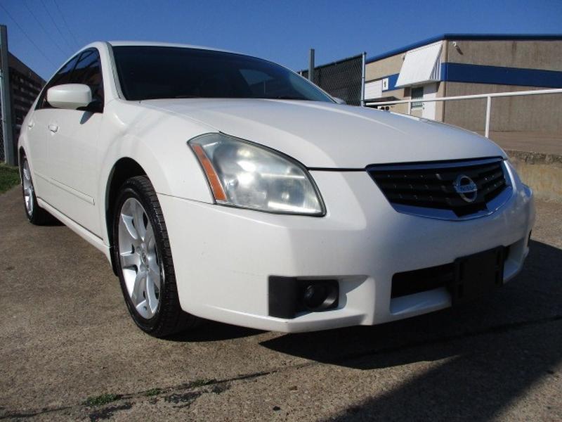 Nissan Maxima 2007 price $5,495 Cash