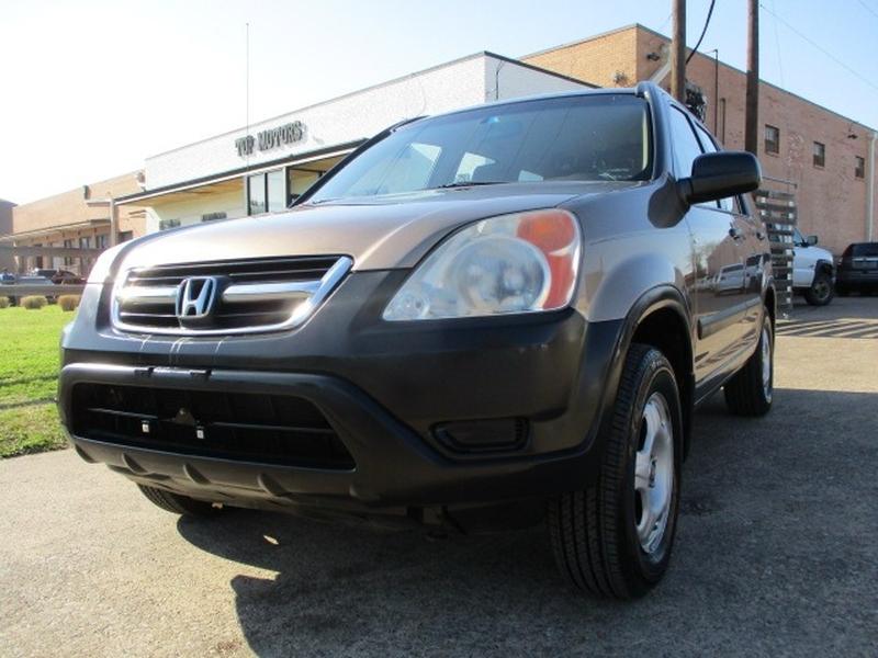 Honda CR-V 2003 price $5,995 Cash