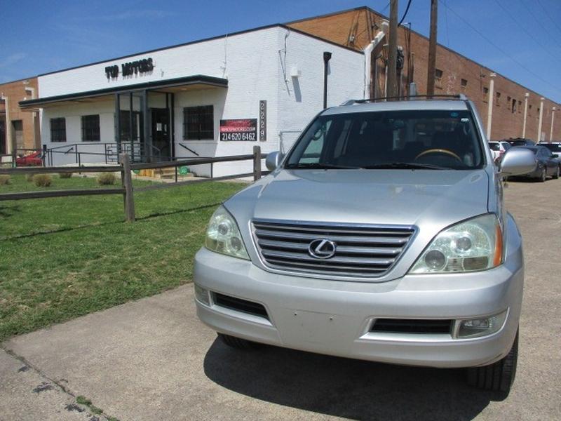 Lexus GX 470 2003 price $7,995 Cash