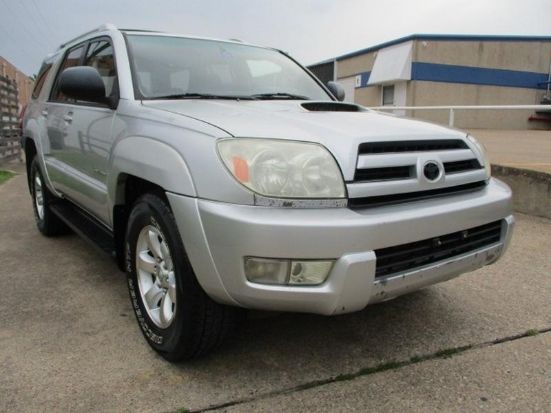 Toyota 4Runner 2004 price $6,495 Cash