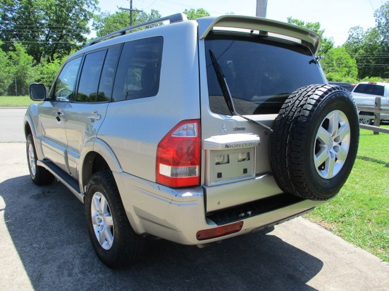 Mitsubishi Montero 2006 price $5,995 Cash