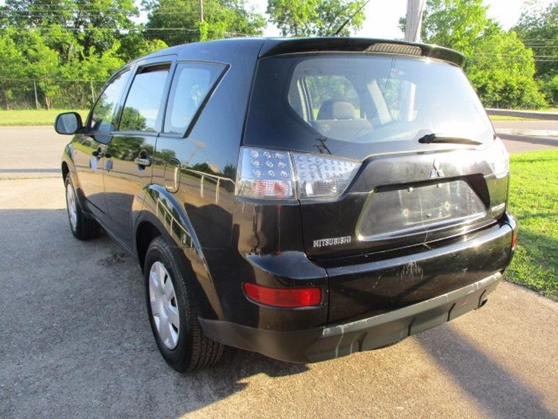 Mitsubishi Outlander 2008 price $5,495 Cash