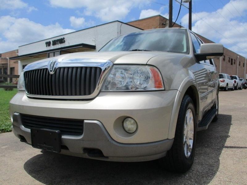 Lincoln Navigator 2004 price $5,495 Cash