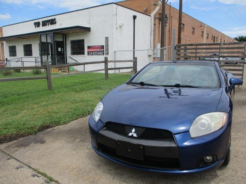 Mitsubishi Eclipse 2010 price $6,995 Cash