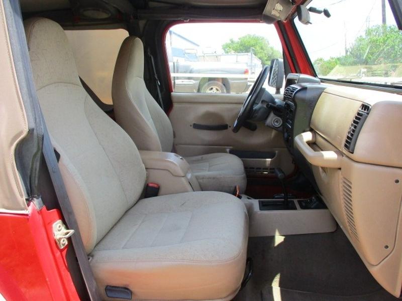 Jeep Wrangler 2002 price $12,995 Cash