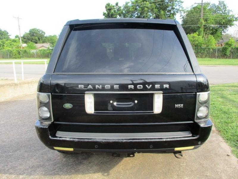 Land Rover Range Rover 2006 price $7,995 Cash