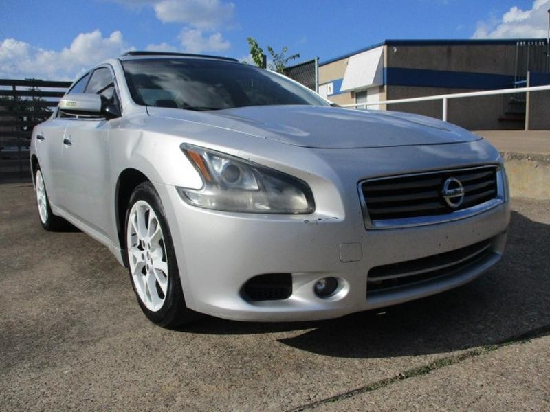 Nissan Maxima 2012 price $5,995 Cash