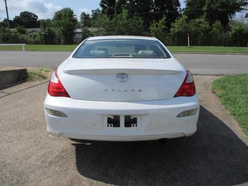 Toyota Camry Solara 2007 price $5,350 Cash